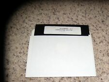 """Wizardry Character Editor IBM 5.25"""" disk"""