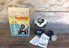 Shakespeare ScanMaster DF-3 Portable Depth Fish Finder in Original Box