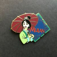 12 Months of Magic - Mulan Disney Pin 14376