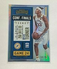 New listing 2020-21 Contenders Basketball MYLES TURNER #14/75 ssp CONF. FINALS TICKET
