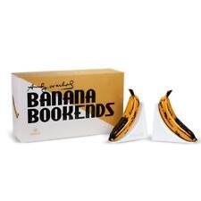 Kidrobot Andy Warhol Resin Banana Bookends