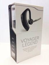 Plantronics Voyager Legend Pro Bluetooth Headset w/ Voice Command Black