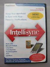 More details for intellisync | for palm pocket pc windows ce & symbian handhelds | pumatech
