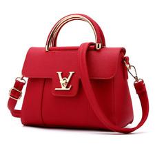 Women Fashion Bag Quilted Crossbody Bag Leather Shoulder Bag Tote Clutch