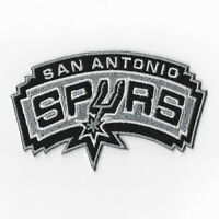 NBA San Antonio Spurs Iron on Patches Embroidered Badge Patch Applique Emblem