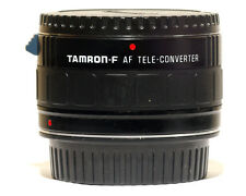 Tamron AF 7 Element 2x Teleconverter Lens Canon EOS EF Digital and Film