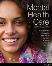 Mental Health Care 3e Hungerford 3rd Print on Demand (black & White) Edition