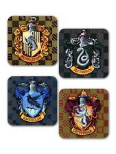 Harry Potter Häuserwappen Untersetzer Set