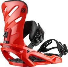 Bindungen Snowboard Bindings salomon Rhythmus Rot Season 2020