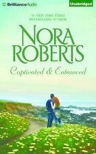 Captivated and Entranced : Captivated, Entranced by Nora Roberts (2015, CD,...