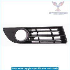 VW POLO 2005-2009 GRIGLIA INFERIORE PARAURTI ANTERIORE TRIM SINISTRO N//S//F Passeggero