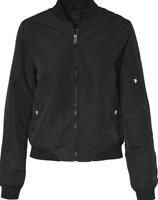 VERO MODA - Coole Bomberjacke Jacke in schwarz NEU Gr S 36 2010F