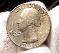 Error 1966  Quarter  Rare Mint Error High  Quality MS Condition