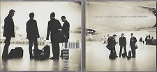 CD U2 ALL THAT YOU CAN'T LEAVE BEHIND 11T DE 2000 TBE