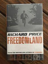 Richard Price Freedomland 1st UK HC 1998