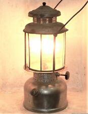 Vintage Coleman L427 dble mantle petrol lantern, made USA 9/23, burning great.