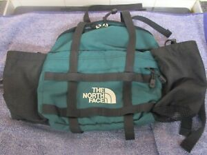 The North Face Lumber Pack Bum Bag Climbing Hiking Camping Outdoor Sports GREEN
