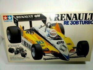 Tamiya Model 1/20 Grand Prix Collection RENAULT RE30B TURBO