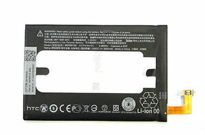 OEM Original HTC One Internal M8 Battery 2600mAh 3.8V 35H00214-00M B0P6B100