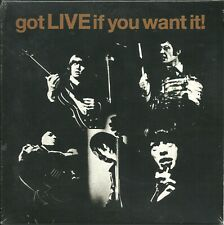 "Rolling Stones - Got LIVE if you want it! (2004)  7"" EP OVP"