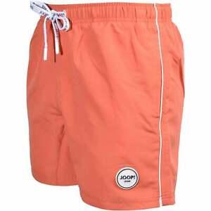 Joop! Jeans South Beach Men's Swim Shorts, Coral Orange