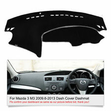 Dashmat Dashboard Mat Right Hand Dash Board Cover Fit For MAZDA 3 M3 2009.6-2013
