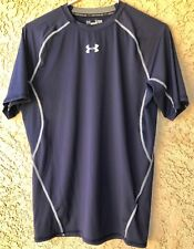 Womens HURLEY ARMOUR Compression HEAT GEAR Size XL Navy Blue