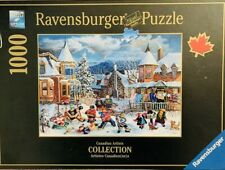"Ravensburger ""One Last Game"" 1000 Piece Puzzle ~ Canadian Collection"