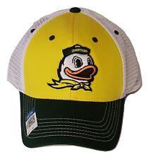 Oregon Ducks Hat Mesh Trucker Snapback Cap NCAA