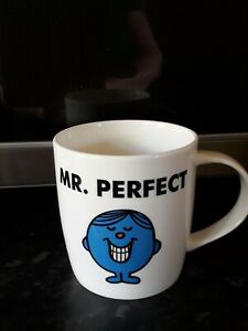 Mr Perfect Mug. Gift  Boyfriend hubby