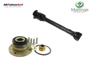 DISCOVERY PROPSHAFT FRONT EXTREME DOUBLE CARDEN PROPSHAFT & FLANGE KIT - DA6355