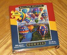 Eric Dowdle 500 Piece Puzzle - Balloon Festival