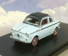 GREAT PREMIUM X 1/43 RESIN 1960 NSU-FIAT WEINSBERG 500 IN PALE/LIGHT BLUE PR0020