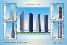 [CF5008] España 2009, HB Arquitectura (MNH)