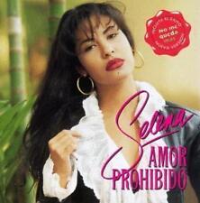 Selena : Amor Prohibido CD