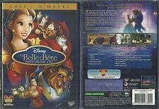 RARE / DVD - WALT DISNEY : LA BELLE ET LA BÊTE - EDITION 2 DVD / NEUF EMBALLE