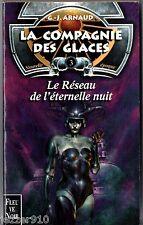 G.J ARNAUD - COMPAGNIE DES GLACES NOUVELLE EPOQUE n°3 ° fleuve noir