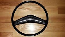 Ford Granada Mk1 Consul Black Steering Wheel Banger