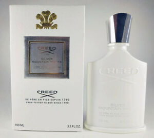 Silver Mountain Water by Creed 100 ml /3.3 oz Perfume Cologne for Men New In Box