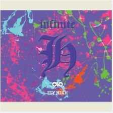 K-POP INFINITE H 1st Mini Album [FLY HIGH] CD+Photo Booklet+2p Photocard Sealed
