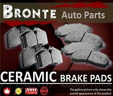 2014 2015 2016 For Ram ProMaster 1500 Front and Rear Ceramic Brake Pads