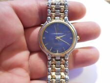 Vintage CALVIN HILL Mans Watch Unused Old Stock Mint Battery Operated