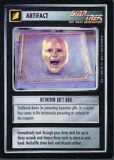 STAR TREK CCG REFLECTIONS VERY RARE BETAZOID GIFT BOX