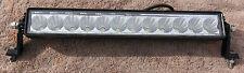 "14"" OFF ROAD LED LIGHT BAR 36W RZR RHINO SAND RAIL SPOT FLOOD COMBO 15"" 2700Lm"