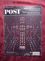 "Saturday Evening POST April 24 1965 PROTESTANT MINISTERS ""KELLY"""