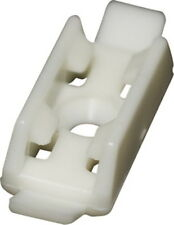 I Beam Track Snap In Retainers - White - RECMAR 3082