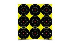 NEW! Birchwood Casey Shoot-N-C 2-Inch Round Bull's-Eye Target (Pack of 12) 34210