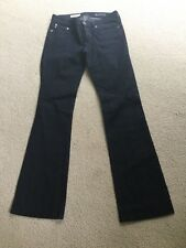 Adriano Goldschmied AG size 26 dark rinse jeans size 26 Angel boot cut