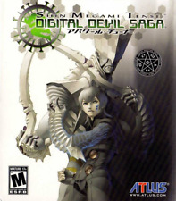 Shin Megami Tensei: Digital Devil Saga (Sony PlayStation 2, 2005)