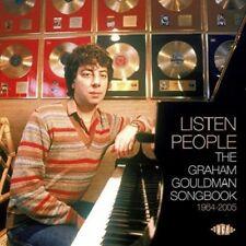 THE GRAHAM GOULDMAN SONGBOOK 1964-2005   CD NEU